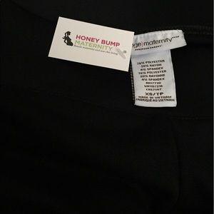 Liz Lange Pants - Maternity skinny black dressy pants size XS