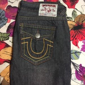 True Religion Other - True Religion Jeans Seat 36 Section Billy
