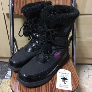 Totes Shoes - Totes Girl/Sz5 Winter Boots