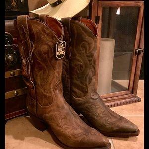Dan Post Shoes - Dan Post Women's Leather Boots💥Sale💥