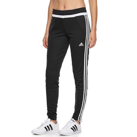 wielka wyprzedaż sprzedaż obuwia nowy design Women's Adidas Tiro 17 Climacool pants/joggers