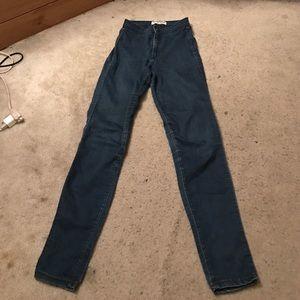 American Apparel Denim - American apparel jeans