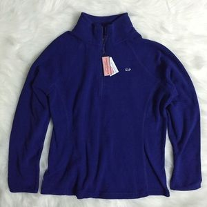 Vineyard Vines Sweaters - Vineyard Vines 1/4 Zip Commodore Fleece Pullover