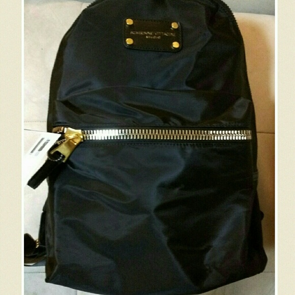 NWT Adrienne Vittadini nylon backpack a37d9863d9e89