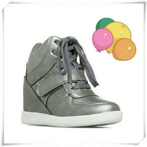 Mylene sneakers wedge shoes