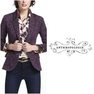 • { Anthropologie } • Cartonnier purple blazer