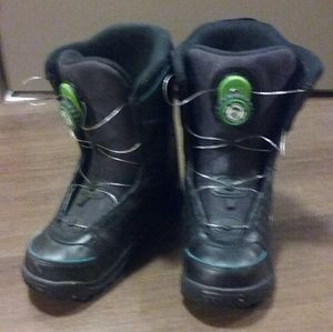 K2 Snowboarding Boots, used for sale