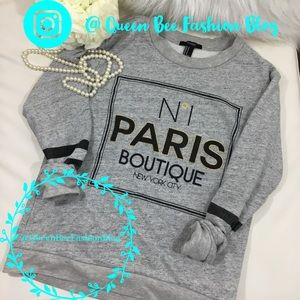 🎀 FOREVER 21 PULLOVER SWEATER LONG SLEEVE TOP