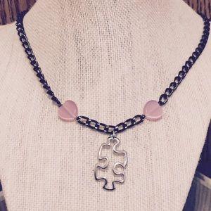 Jewelry - Puzzle Piece Necklace