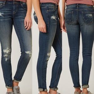 Cult of Individuality Denim - Cult of Individuality Zen Mid Rise Skinny