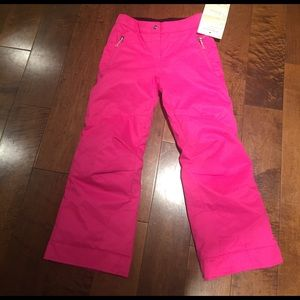 Obermeyer Other - New girls size 10 snow pants from REI 24' inseam