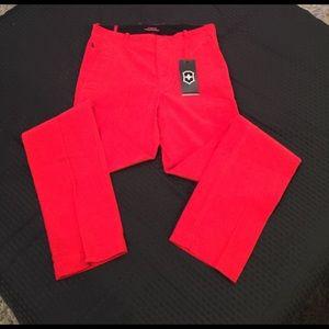 Victorinox Other - Victorinox Men's Corduroy Tailored Pants Sz 30