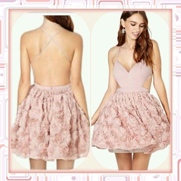 d6c392c01a Nasty Gal Dresses | Nastygal Blushing Blooms Dress | Poshmark