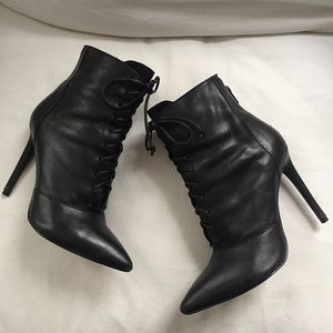 Steve Madden Shoes - Steve Madden Black Heeled Booties