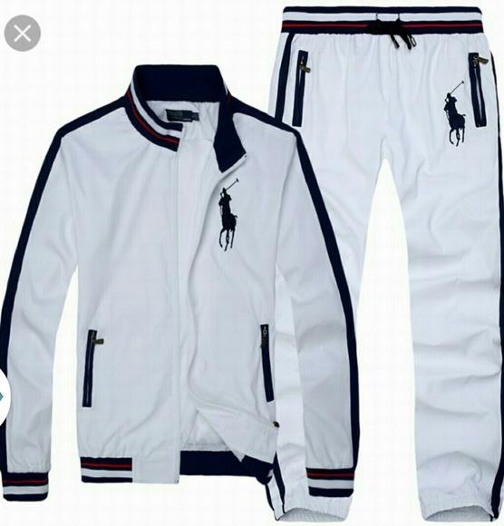 Ralph Lauren Pants Men Polo Sport Ralph Laren Sweat Suit