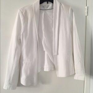Sweaters - White Blazer Promod brand