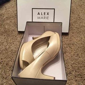 Alex Marie Shoes - Alex Marie shoes, new in box. Classy