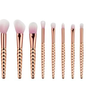 "Other - ""The essentials"" rose gold brush set"