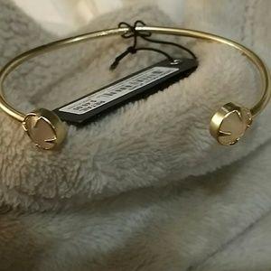 Vince Camuto Jewelry - Auth Vince Camuto Bracelet w/Pink Quartz