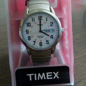 Timex Other - NWT Men's Classic Timex Watch with Indigo Night Li