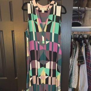 Mara Hoffman S/L Dress. Size Large.