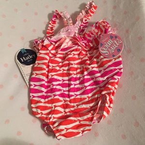 Hatley Other - NWT Ruffle Trim Baby Girl Swimsuit