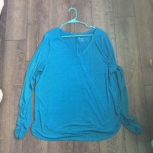 Lane Bryant long sleeve shirt