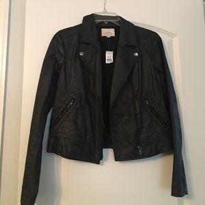 Moto Jacket / Leather Jacket