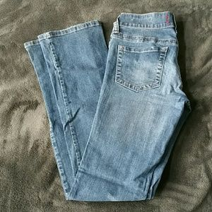 Guess low rise straight Pismo fit jeans