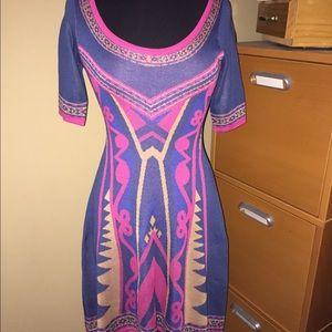 Flying Tomato Dresses & Skirts - 🎉new list Flying Tomato Sweater Dress Aztec print
