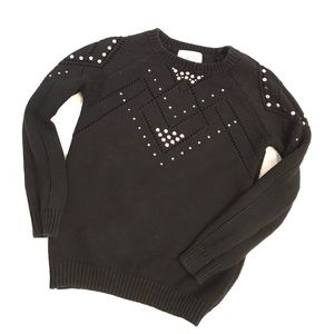 Sweaters - Studded sweater