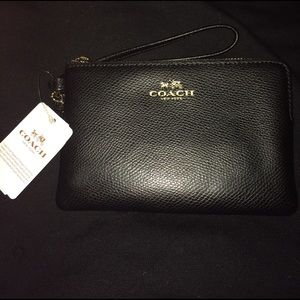 Coach Handbags - Authentic Brand New Coach Wristlet