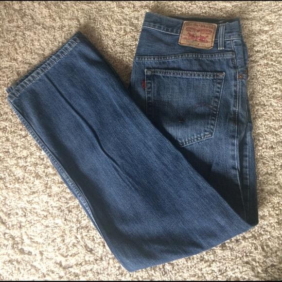 e935d530dfa Levi's Jeans | Levi 557 Relaxed Boot | Poshmark