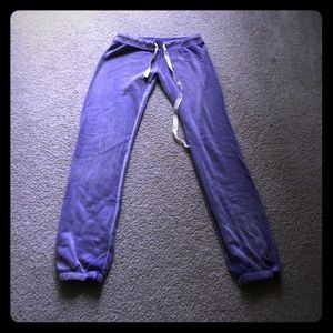 Kings of Cole Pants - Kings of Cole Purple drawstring Joggers