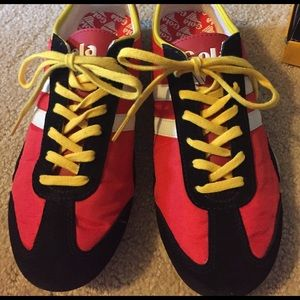 Gola Shoes - Goal sneakers sz 8-LAST CHANCE!