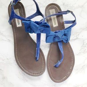 Steve Madden Bow Sandals size 9