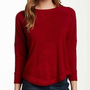 Sweet Romeo Sweaters - Sweet Romeo raglan sleeve sweater