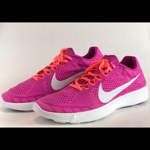 Nike Other - NWOT Nike Racing Lunaracer 4 Rare Pink Size 14