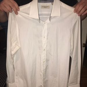 Burberry Other - Burberry men's dress shirt. Size 16 1/2 - 42.