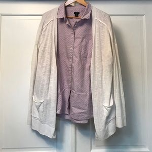 Gap cotton cardigan