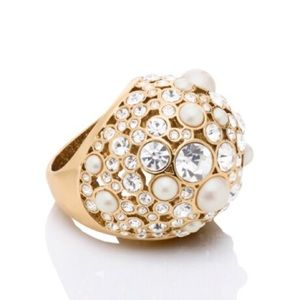 kate spade Jewelry - Kate Spade Pearl Ring 6