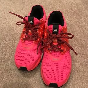 Adidas Shoes - Only Today! New Adidas sneakers in bright pink