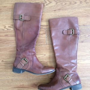 Nine West Shoes - Nine West American vintage leather boots