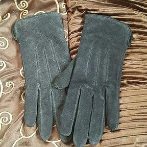 Wilson Accessories - Wilsons Suede Gloves Size M