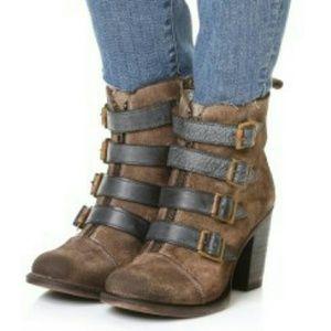 Bed Stu Ghent 57% off Free People Shoes - Bed Stu Ghent Wedge Platform ...