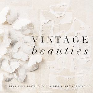 Vintage Other - our collection of vintage beauties