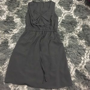 Dresses & Skirts - Charcoal gray dress Small