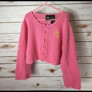 Baby Phat Other - 💜size XL (12/14) Baby Phat cardigan sweater