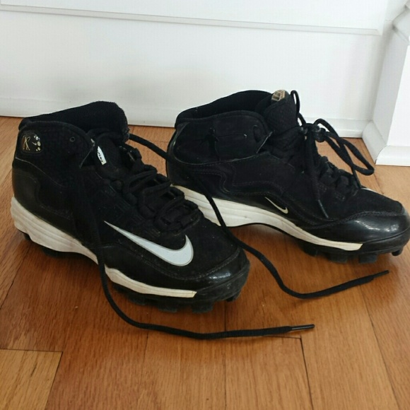 Nike Swingman Derek Jeter boys baseball cleats