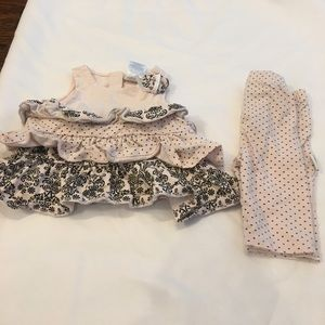 Vitamins Baby Other - Baby Girl Outfit